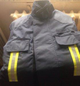 Боевка, боевая одежда пожарного