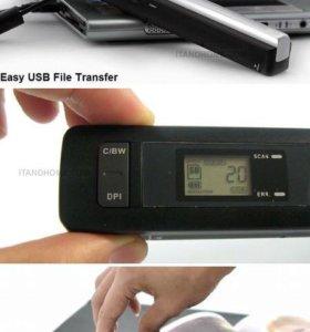 Беспроводной портативный сканер