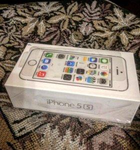 Коробка iPhone 5s 32G