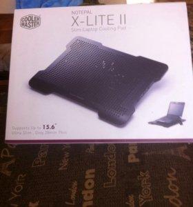 Кулер для охлаждения ноутбука Notepal X-lite ii