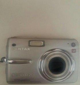 Фотоаппарат Pentax Optio A-20