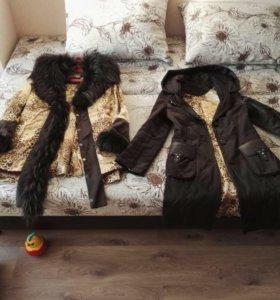Куртка зима весна