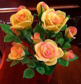 Украшения и цветы на заказ