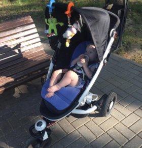 Прогулочная коляска recaro babyzen