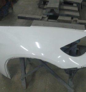 Крыло переднее правое, бмв х6, е-71