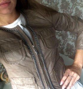 Куртка/жакет (искусственная кожа)