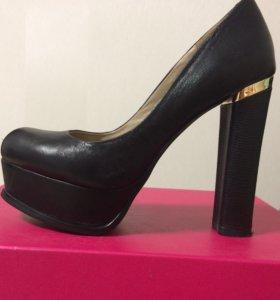 Paolo Conte кожа 36 р туфли