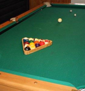 Бильярдный стол 8 футов ( Американка)