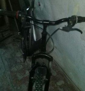 Велосипед скаросник.