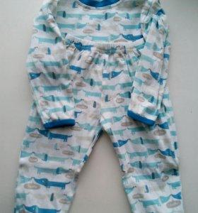 Пижама baby go 80-86
