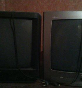 Телевизоры Рубин и Деу б/у,2500 за оба
