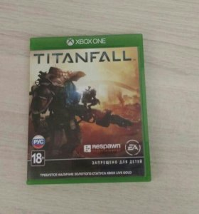 Titanfall (RUS) Game for Xbox One