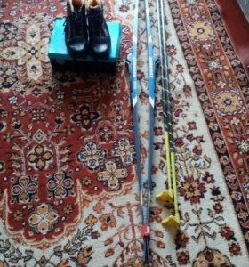 Беговые лыжи Nordway Classic XC