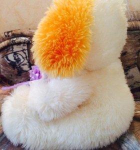 Мягкая игрушка(музыкальная собачка)
