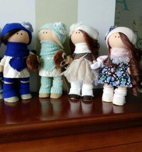 Куколки тильда