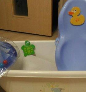 Набор для купания с рождения