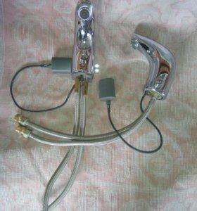 Сенсорный безконтактный смеситель для умывальника