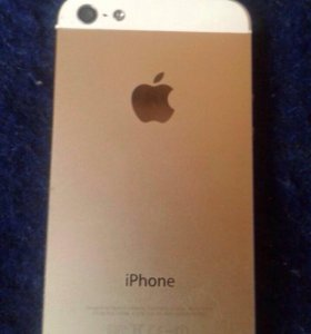 Продам iPhone 5 16Gb gold