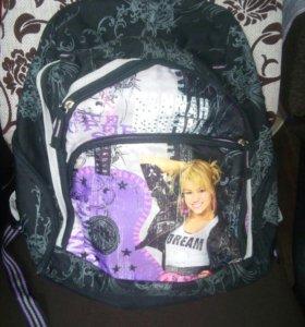 Рюкзак за m & m's