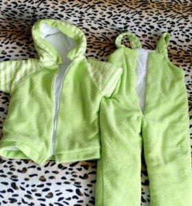 Детские куртки на девочку
