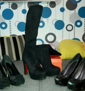 В отличном состоянии обувь 36 размер