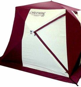 Палатка для Зимней Рыбалки Снегирь 1Т 2Т 3Т 4Т