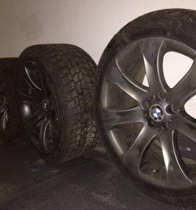 Комплект резины и дисков BMW X5(53)