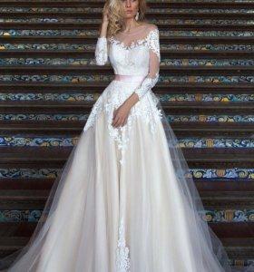 """Свадебное платье """"Мирэй"""" Оксана Муха"""