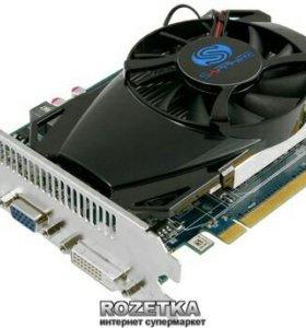Видеокарта Radeon hd 6670 1 Gb
