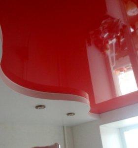 Натяжные потолки от компании Мк потолок