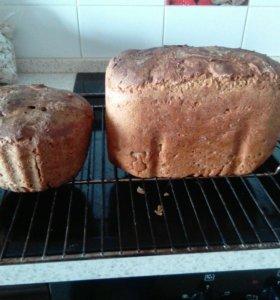 Без дрожжевой хлеб