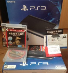 Soni PlayStation3 ( 500 Gb)