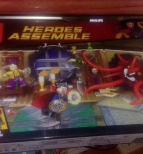Marvel lego super heroes doctor strange
