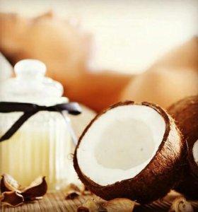 Кокосовое масло 400 гр(пищевое, косметическое)