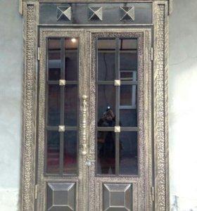 Ворота и двери