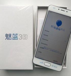 Meizu M3S 32 gb Новые