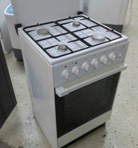 Газовая плита, электро духовка