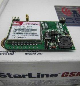 GSM Модуль для сигнализации StarLine