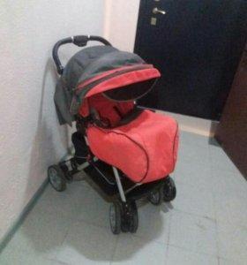 Прогулочная коляска Jetem cozy