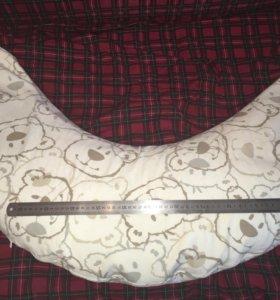 Подушка для беременных и грудничков