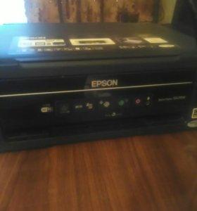 Многофункциональный принтер epson stylus sx235w