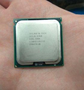Xeon e5420 с наклейкой на сокет 775