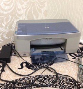 Принтер-Сканер-Копир HP PSC 1315 all-in-one