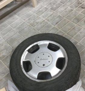 Колеса lorinser диски