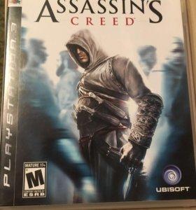 Игры на PS3 Assasi's Creed