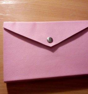Блокнот -конверт