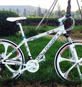 Велосипеды на литье и фэтбайки