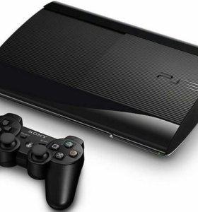 Sony PS3+6 игровых дисков