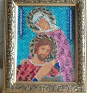 Икона Св. Петр и Феврония