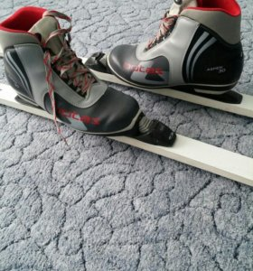 Лыжи классика